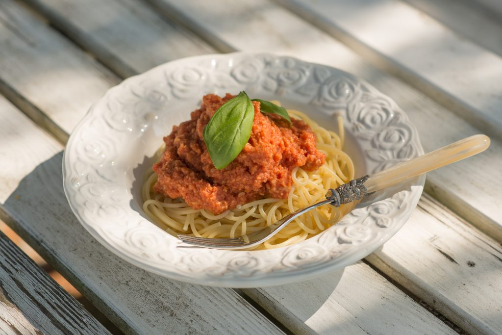 spagetti-lupinese