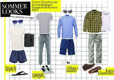 Männer Trend Sommer