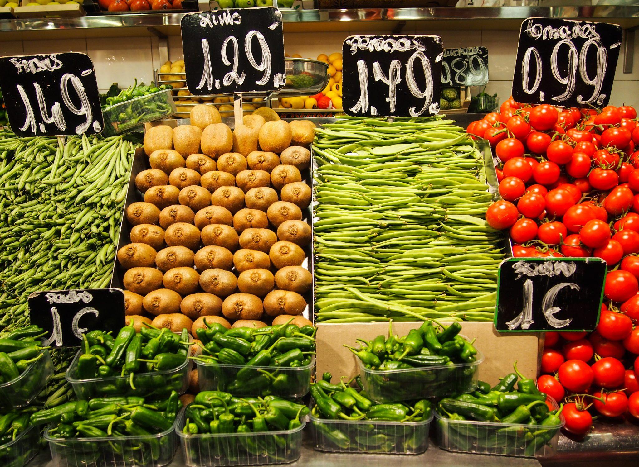 la boqueria Markt Barcelona
